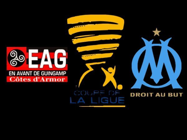 Coupe de la Ligue : l'OM à Guingamp !