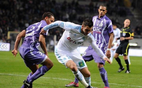 Toulouse-OM : les Olympiens arrachent la victoire (0-1)