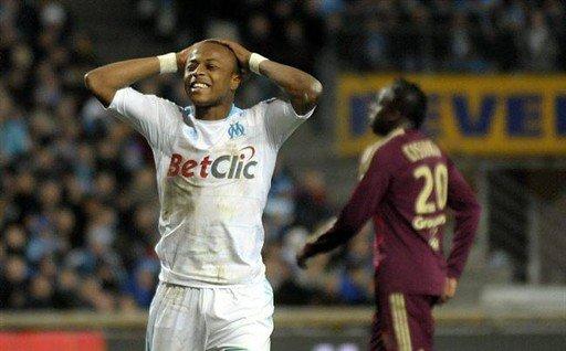 André Ayew : « Je ne suis pas surpris par Brest »