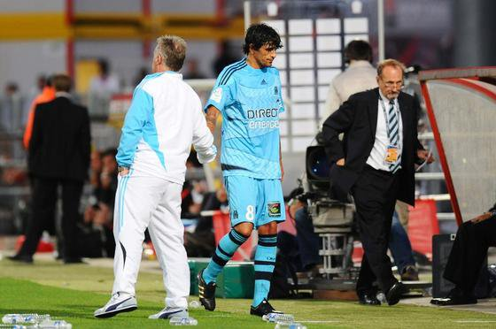 Deschamps craint un départ de Lucho