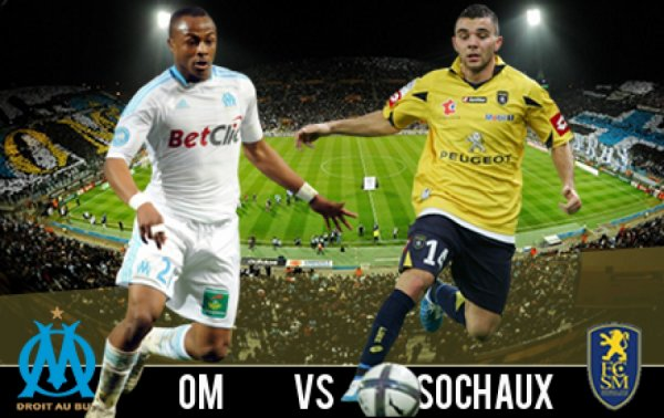 OM-SOCHAUX : Attention top départ !