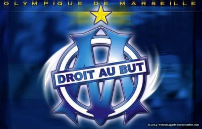 Logo Om Marseille En Force