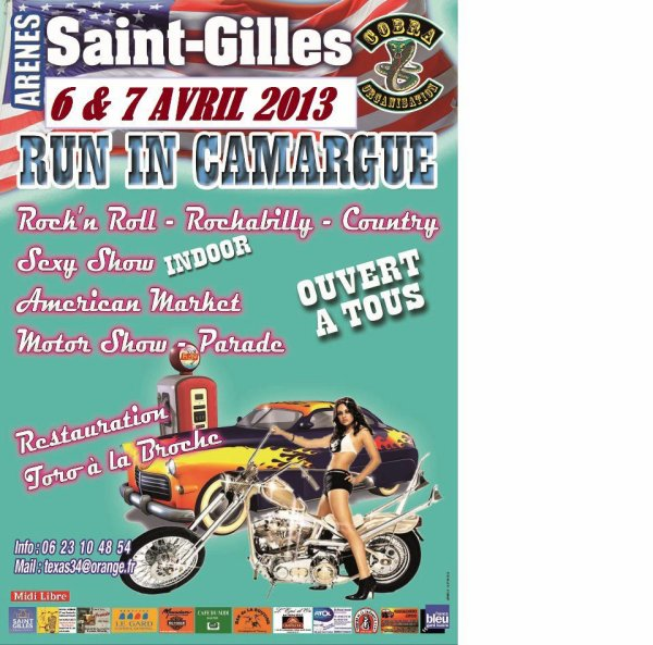 St Gilles 2013 Herault
