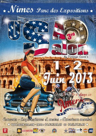 Nimes 2013 Salon U-S