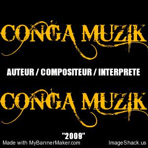 CONGA MUZIK