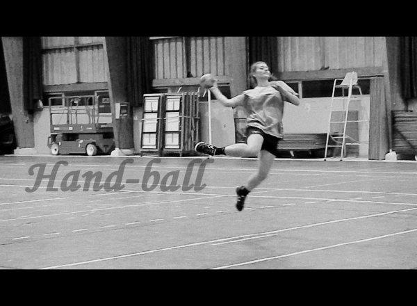 >> Handball ~ For the life ❤ << Une religion, plus qu'un sport, une passion *.*