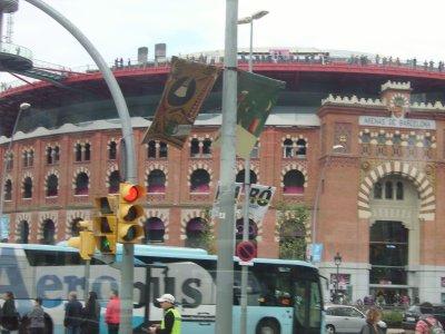les arenes de barcelone