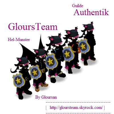 Gloursan Team | Hel-Munster