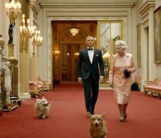 Chiens de la famille royale