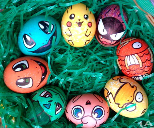 "Les ""Easter Eggs """