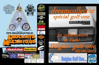 Dreamcollector spécial golf one