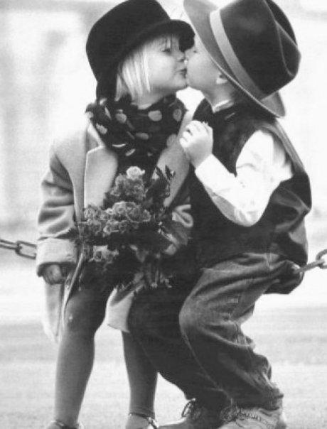 Le plus difficile n'est pas le premier baiser mais le dernier ..