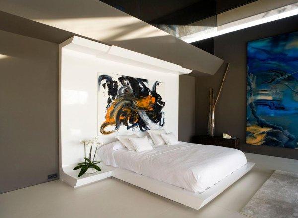Chambre Naruto, salle de bain et dressing