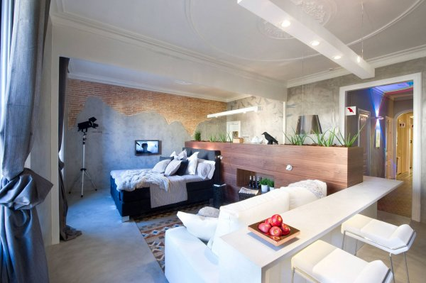 Chambre Temari, salle de bain et dressing