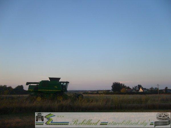 Battages blé 2010