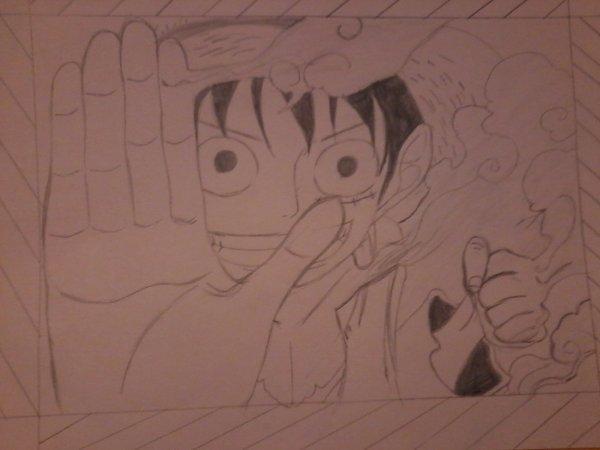 un de mes dessin !