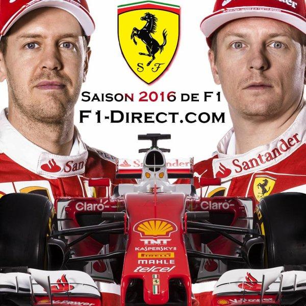 F1 Direct l'actu de la Scuderia Ferrari et de la Formule One !