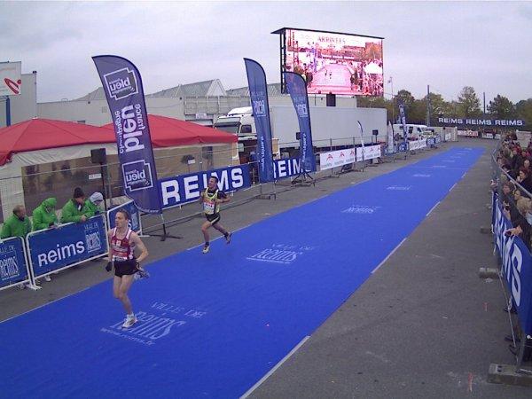 Semi-marathon de Reims : une course sans encombre...