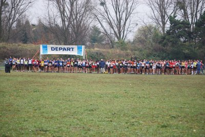 Cross international Val de Marne à Créteil : un bon apprentissage...
