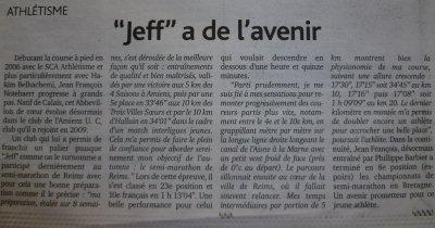 Corrida d'Abbeville 2010 - Revue de presse
