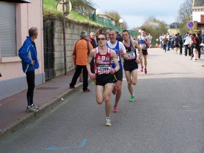 Championnat de France de 10 km route : une première consécration nationale !