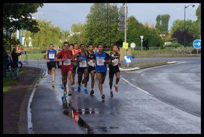 10 km des Trois Villes Soeurs : une bonne rentrée en compétition !