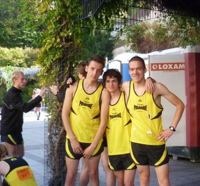 Match interligues 10 km Montluçon 2011 : Confrontation intéressante à l'échelle nationale !