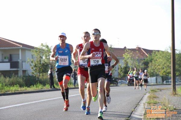 Superbe année 2013 : du 1500 au Marathon...