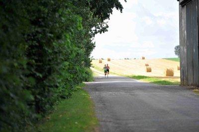 Compétition de rentrée, le trail « La Cromagnon ».