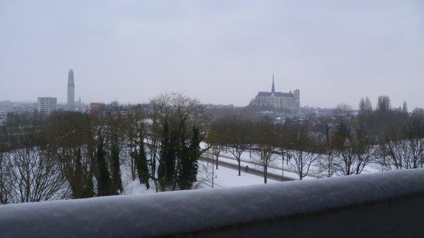 12.03.2013 - L'hiver perdure...