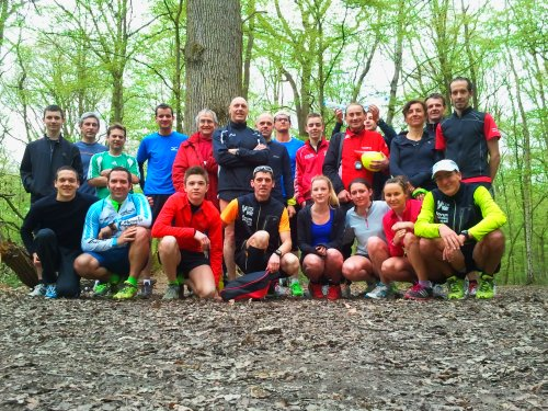 """Weekend entraînement """"marathon""""... pour préparer la piste !"""