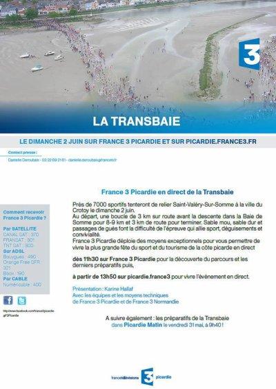 Transbaie 2013 : la semaine avant course...