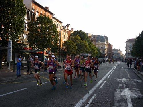 Championnat de France de Marathon - Toulouse 2013. Partie 1/2.