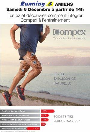 Brèves du samedi 6 décembre 2014 - Parc-test Compex - Running 3