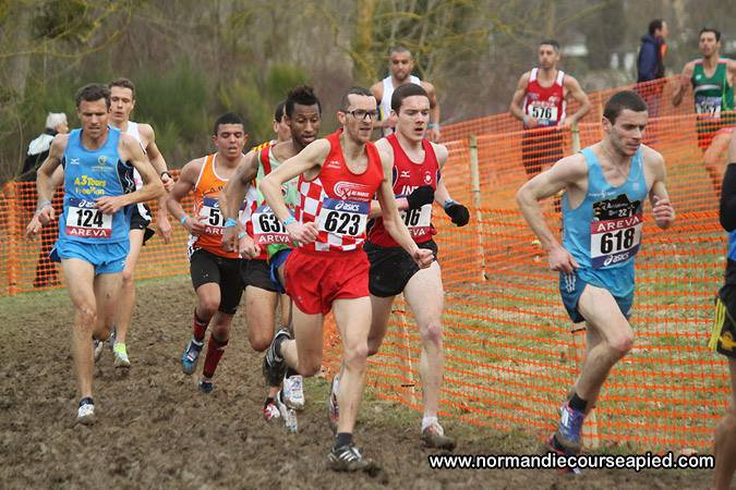 Championnats de France FFA de Cross-country – les Mureaux 2015.