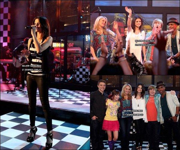 _ 13 juin : Selena a performé à Santa-Monica, ce concert était à l'origine prévu ce week-end, mais Selena avait du annulé à cause de ses soucis médicaux. Elle a d'ailleurs déclaré que ses problèmes de santé étaient dus à une sous-nutrition et de la fatigue.      _