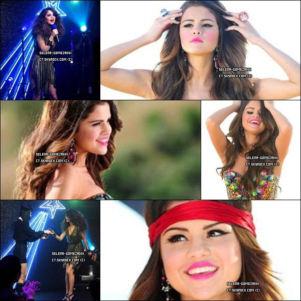 "_ 16 juin : Selena a fait la promo de Monte Carlo en Georgie.+ Captures du clip ""Love you like a love song""._"