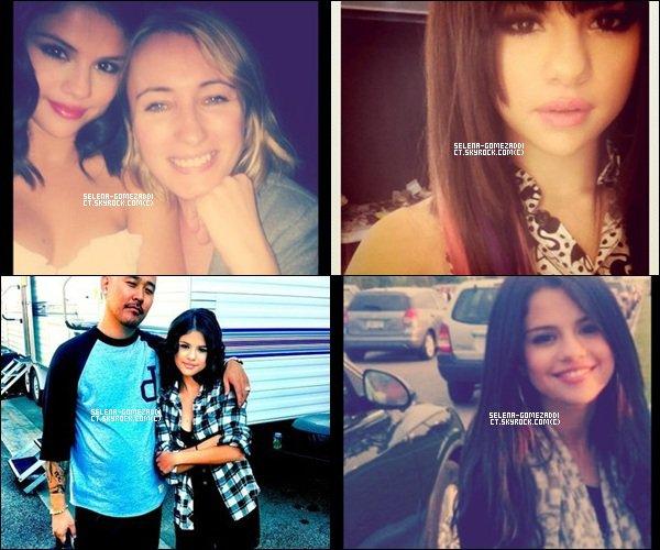 _ 04 octobre : Selena a rejoint Justin au Brésil, ils ont fait un tour d'hélicoptère avec Alfredo Flores, Kenny Hamilton et la maman de Justin.Top ou Flop ? _