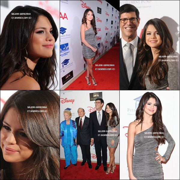 _ 01 novembre : Selena au Fulfillment Fund's  2011 Stars Gala.Top ou Flop ? _