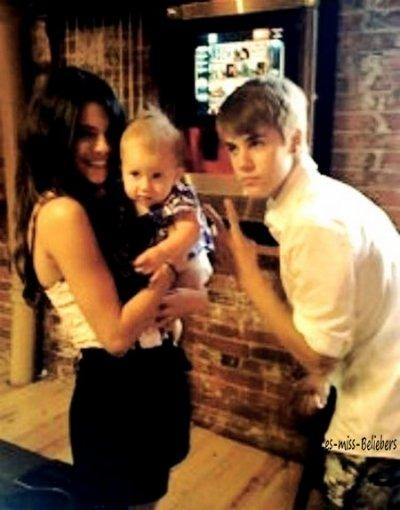 La petite amie du. Les photos de Justin Bieber entièrement nu datent de 2015.