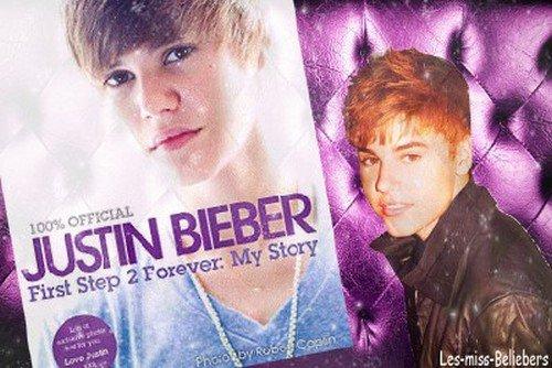 La biographie de Justin, un an déjà...
