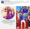 Nouvelles photos postées par Justin sur instagr.am + Twitter