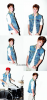 Photoshoot de Under the mistletoe