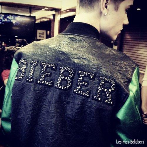 Nouvelles photos postées par Justin sur instagr.am