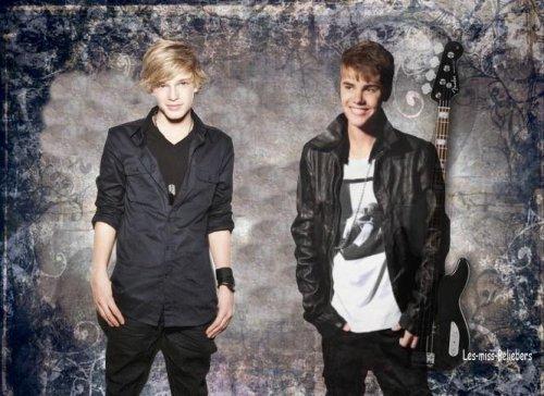 Duo confirmé entre Justin et Cody Simpson