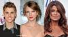 Justin, Taylor Swift et Paula Abdul récompensés pour leur bonne conduite