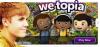Justin soutient le jeu WeTopia en faveur des enfants