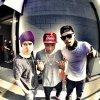 Diverses photos de Justin