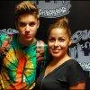 Justin à Power 106