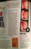 Justin pour le magazine Marie Claire